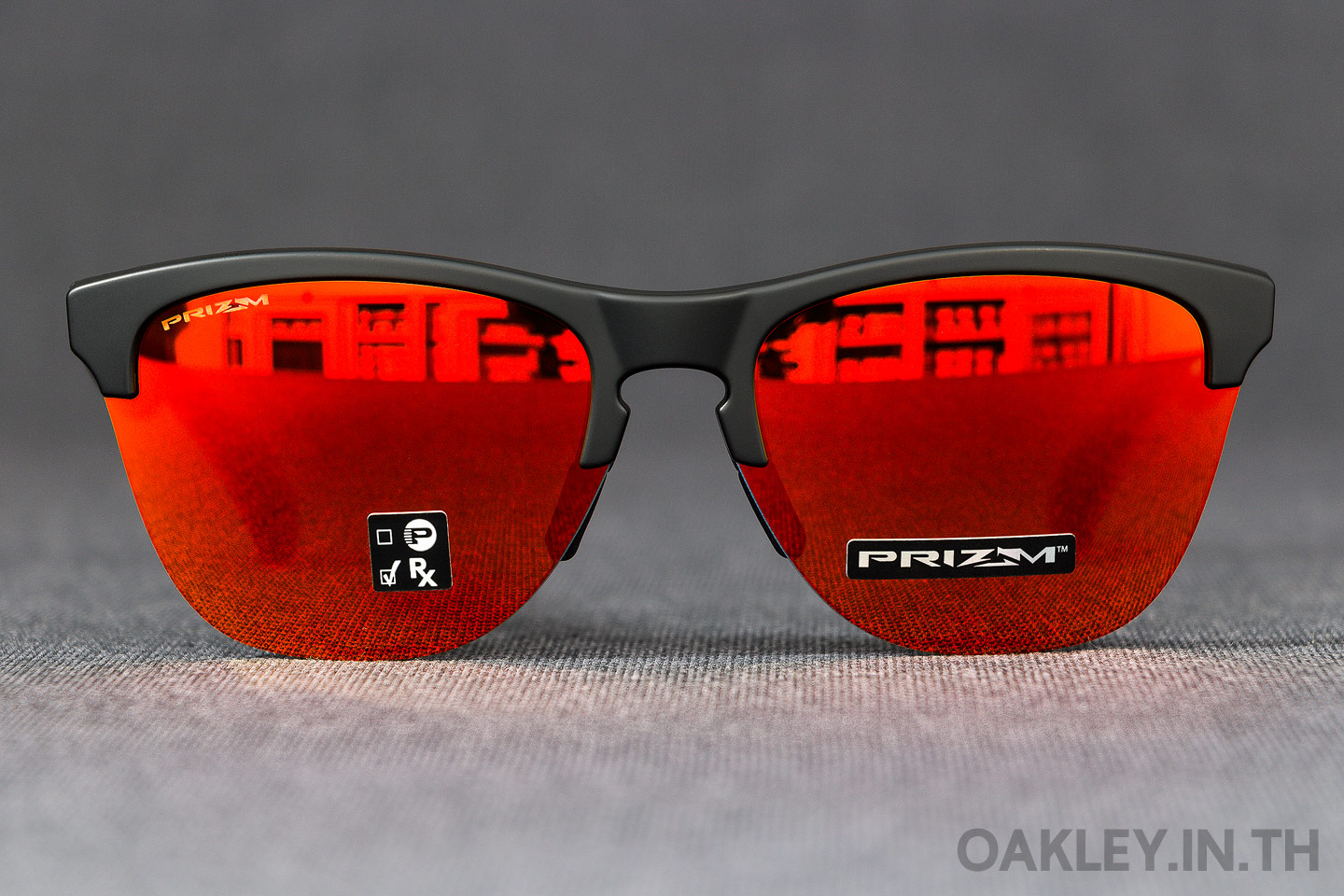 db6399ab1c Oakley Frogskins Lite Prizm Harmony Fade Collection Matte Black