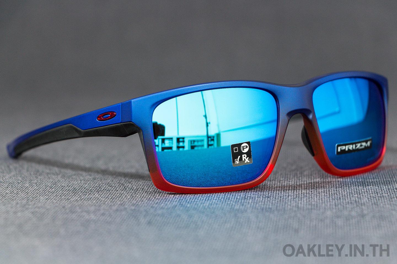 77fa12cfe1 OAKLEY MAINLINK Neon Pop Fade Collection Blue Pop Fade Prizm Sapphire  Iridium